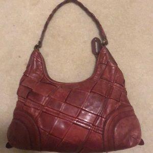 Elliot Lucca red purse